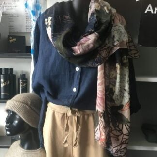Wool and Silk Scarves